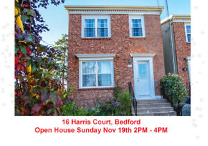 OPEN HOUSE TODAY 2-4 PM