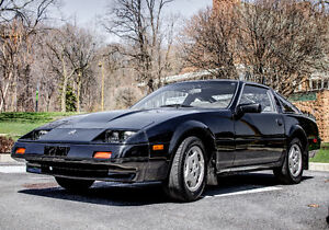 WOW - 1985 Nissan 300ZX T-TOP Coupé (2 portes)