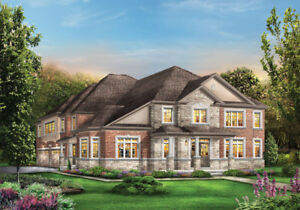 Brand new detached in Brampton - 38, 41' and 46' lots!