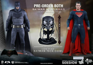 Batman v Superman Figure Set Sixth Scale Figure by Hot Toys