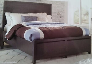 Universal Broadmoore King Storage Bed - DIY with Part #s E & F