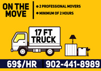 Moving?? Call  On The Move For FREE Estimate