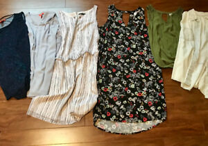 Women's Dresses and Tops