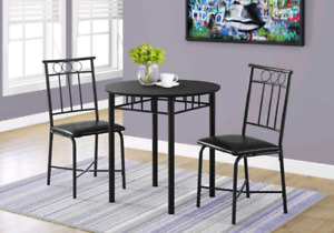 Brand new 3 PC dinette set is on sale for $148 only, free delive