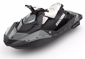 2014 - 2016 SEADOO SPARK OEM USED PARTS - FRESH PART OUT