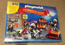 Playmobil Advent Calender 5496 Age 4-10