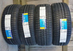 225 50 17 Michelin x-ice xi3 brand new tires