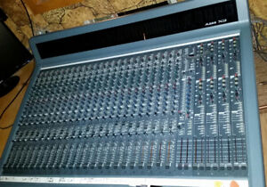 Alesis X2 automated mixing console for trade or cash