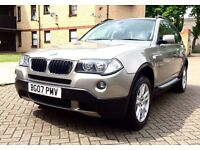 BMW X3,Diesel,90000 miles with full service history,Hpi clear