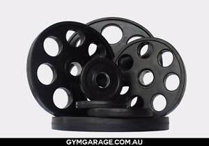 10% Off Weight Plates & Barbells at Gym Garage Norman Park Brisbane South East Preview