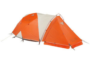 BNIB Mountain Hardwear Ghost Sky 3 and Trango 3 camping tents