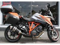 2017 KTM 1290 SUPER DUKE GT with EXTRAS at Teasdale Motorcycles, Yorkshire