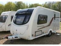 Swift Conqueror 480 Hi-Style 2011 2 Berth Caravan + Motor Mover +3MonthsWarranty