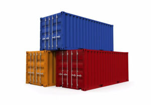 Storage & Shipping Containers – 20' & 40'