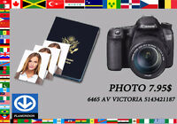 CHEAP PASSPORT PHOTO ONLY $ 6.66