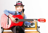 Guitar Lessons in Your Home. Learn with Calgary's Best Teacher!