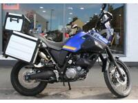 2013 Yamaha XT660Z Tenere with EXTRAS at Teasdale Motorcycles, Yorkshire