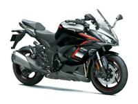 NEW 2021 Kawasaki Ninja 1000 SX Black / Red Sports Tourer