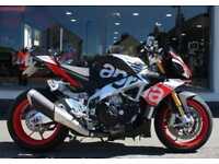 2016 Aprilia Tuono V4 1100 FACTORY at Teasdale Motorcycles, Yorkshire