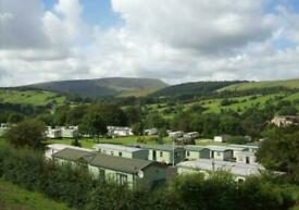 NEW STATIC HOLIDAY HOME WILLERBY SKY FOR SALE OVERLOOKING PENDLE WITCH VIEWS