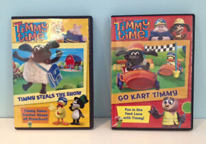 Timmy Time DVDs