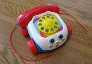 Fisher-Price Pull-along Phone