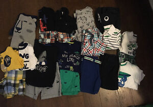 Gymboree boys 2t summer lot