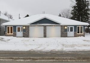 NEW PRICE! ~ NEWLY BUILT SEMIS ~ INCOME OPPORTUNITY ~ HANMER