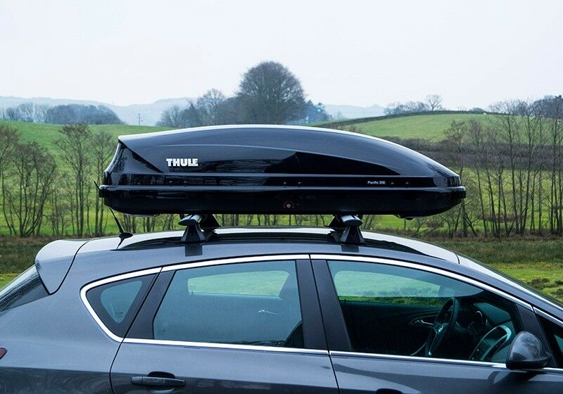 thule motion 200 roof box in hendon london gumtree. Black Bedroom Furniture Sets. Home Design Ideas