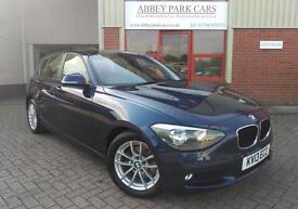 2013 (13) BMW 116 1.6 D Sports Hatch EfficientDynamics - Blue