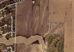 100 Acres Residential Land For Sale!