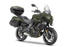 NEW 2020 Kawasaki Versys 650 ABS GT*FREE TOURER UPGRADE WORTH £850 & 0% APR*