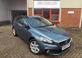 2013 (63) Volvo V40 1.6 D2 ( 115bhp ) ( s/s ) Cross Country Lux - Blue