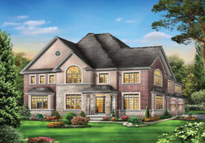 Brand new homes in Brampton-15 lots left-0nly $60,000 deposit!