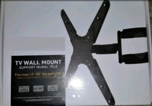 TV wall mount supports upto 70inch flat screen