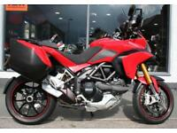 2012 Ducati Multistrada 1200 S with EXTRAS at Teasdale Motorcycles, Yorkshire