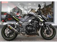 2017 Kawasaki ZR1000 with EXTRAS at Teasdale Motorcycles, Yorkshire