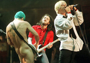 RED HOT CHILI PEPPERS QUALITY RED LOWEST PRICE.A BAS PRIX ROUGE
