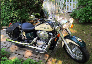 '98 Honda Shadow A.C.E. package
