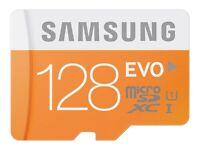 Samsung 128GB Memory Card
