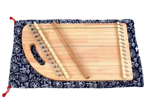 14 String Guzheng Practice Finger Tool Musical Instruments Chinese Zither