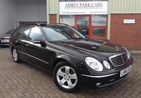 2005 (55) Mercedes-Benz E280 3.0 CDI 7G-Tronic Avantgarde - Black