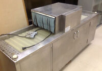 Stainless Steel Industrial Glass Washer