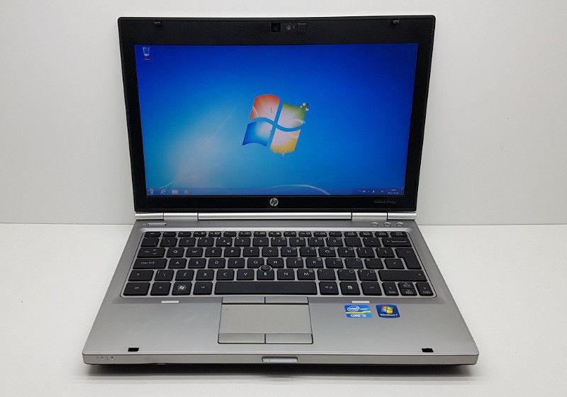 "HP EliteBook 2560p 13"" Core i5-2520M 2.5GHz 8GB 500GB WiFi Win 7 Pro Laptop"