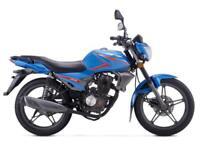 KEEWAY RK 125 - COMMUTER MOTORCYCLE - 17 PLATE