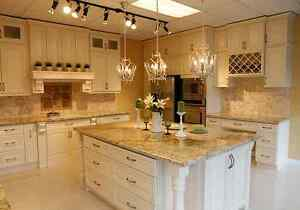 KITCHENS AND VANITIES BIG SALE. ALL WOOD CABINETS. BEST PRICES