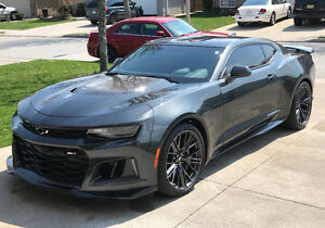 2017 Chevrolet Camaro ZL1 Coupe (2 door)