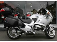 2003 BMW R1150RT with LUGGAGE at Teasdale Motorcycles, Yorkshire