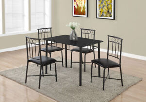 Brand new 5 Pc Dinette set (dinning set) $228 only FREE DELIVERY