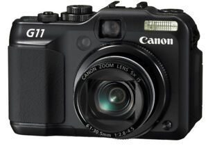 Canon G11 in mint condition for sale!